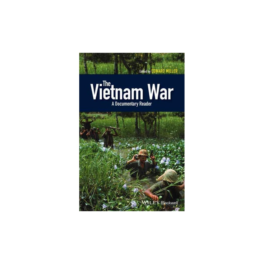 Vietnam War : A Documentary Reader (Paperback)