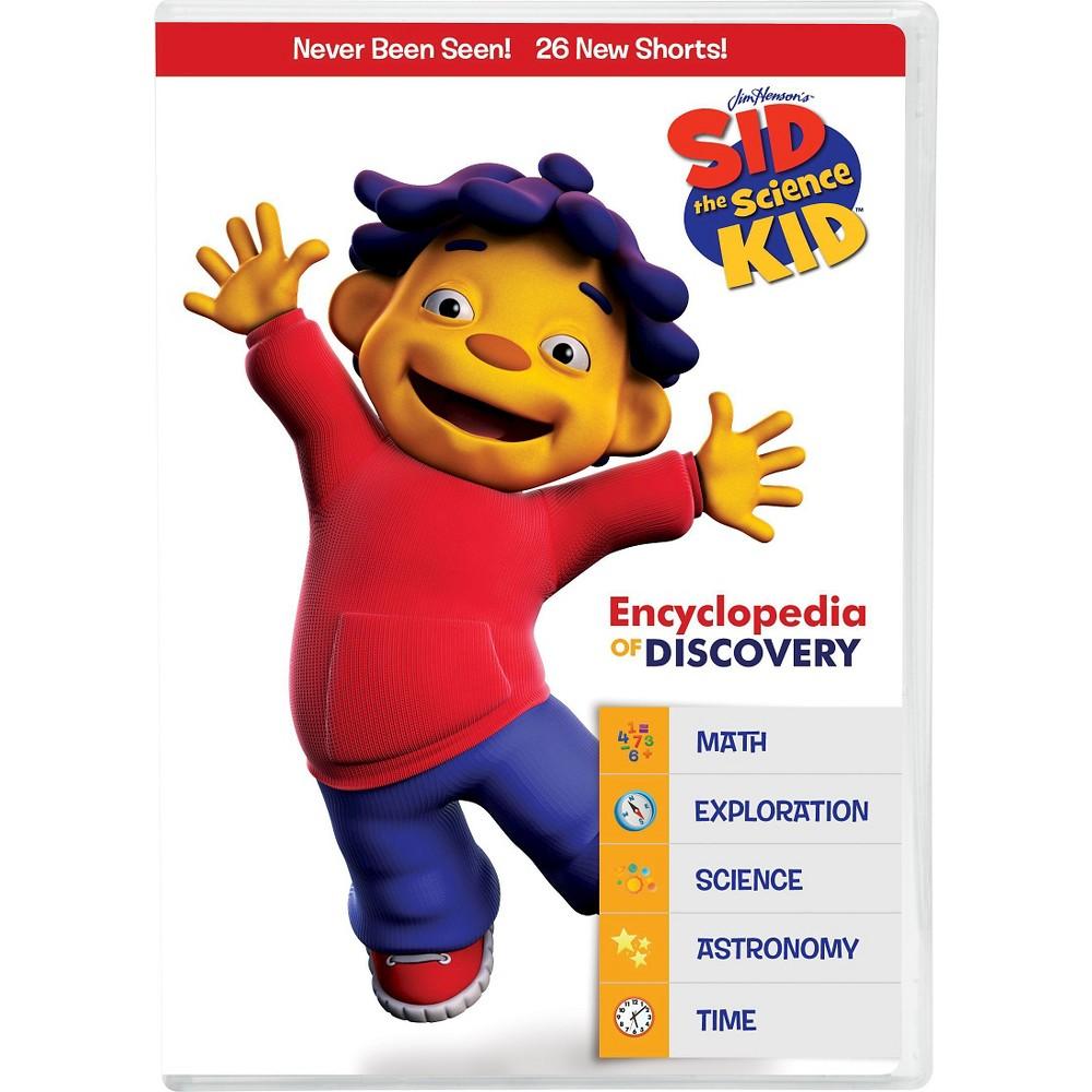 Sid The Science Kid:Encyclopedia Of D (Dvd)