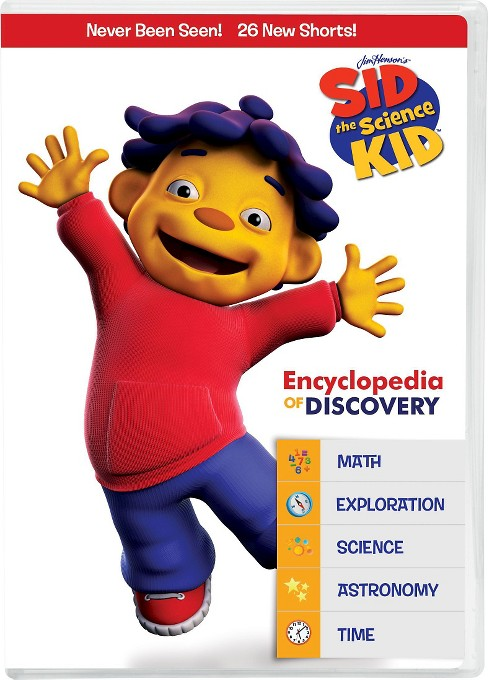 Sid the science kid:Encyclopedia of d (DVD) - image 1 of 1