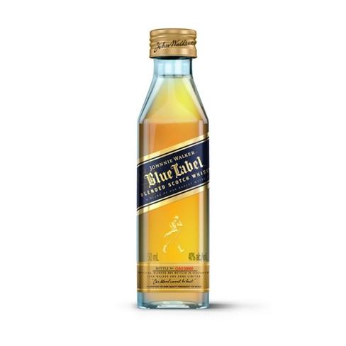 Johnnie Walker Blue Label Blended Scotch Whisky - 50ml Bottle - image 1 of 2