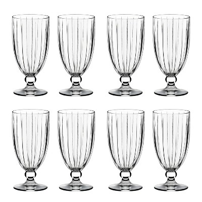 Riedel 0515/21S6 Sunshine Collection Classic Crystal Tall All-Purpose Glass, Set of 8