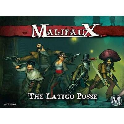 Perdita - The Latigo Posse Miniatures Box Set