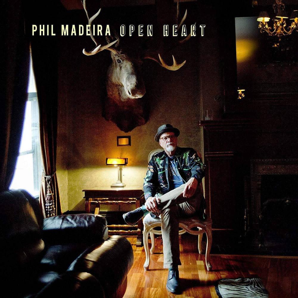 Phil Madeira Open Heart Cd