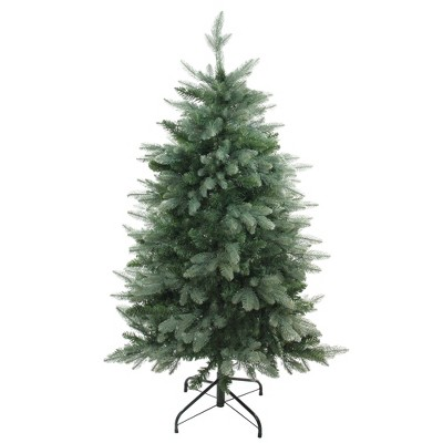 Northlight 4.5' Unlit Artificial Christmas Tree Slim Washington Frasier Fir
