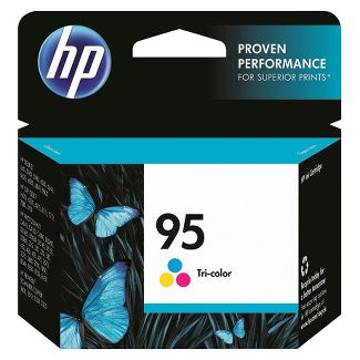 HP 95 Single Ink Cartridge - Tri-color (C8766WN#140)