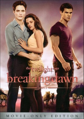 The Twilight Saga: Breaking Dawn - Part 1 (DVD)