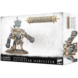 Warhammer Age of Sigmar Ossiarch Bonereapers Gothizzar Harvester