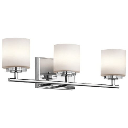 "Kichler 45502 O Hara 3 Light 22"" Wide Vanity Light Bathroom Fixture - image 1 of 3"