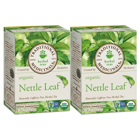 Traditional Medicinals Nettle Leaf Organic Tea - 32ct - image 1 of 1
