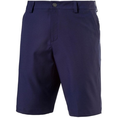 d2034611aed5 Men s Puma Essential Pounce Golf Shorts Peacoat 30   Target