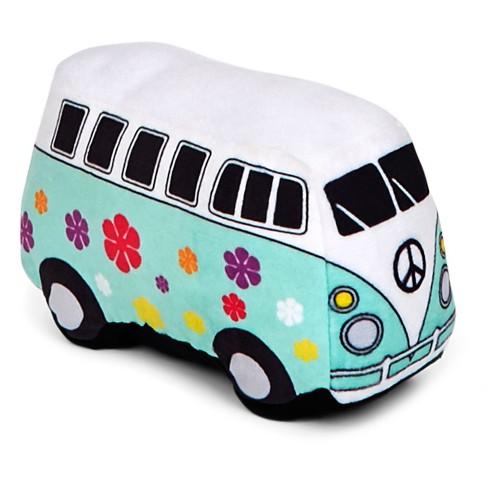 bark hippie van dog toy lucy s magic bus target
