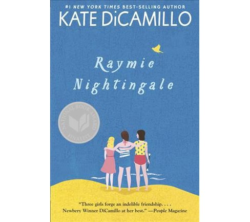 Raymie Nightingale -  Reprint by Kate DiCamillo (Paperback) - image 1 of 1