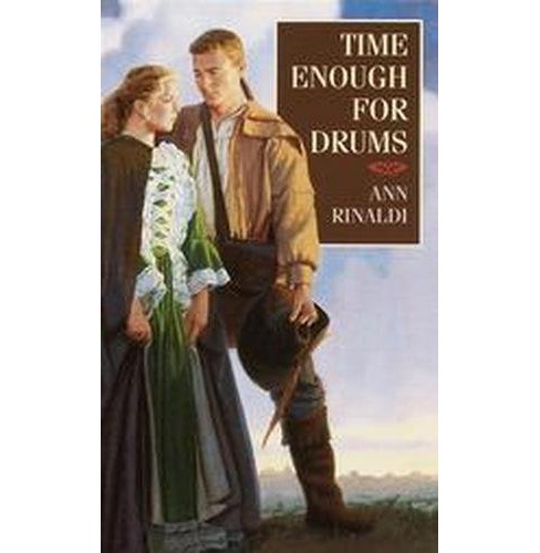 Time Enough for Drums (Paperback) (Ann Rinaldi) - image 1 of 1