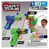 Dart Zone Tri-Fire Auto-Advance Triple-Shot Rotating Cylinder - 2-pk - image 4 of 4