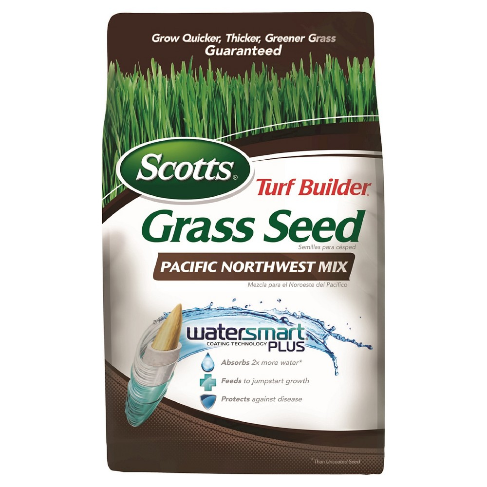 Image of 3lb Turf Builder Grass Seed Pacific Northwest Mix - Scotts