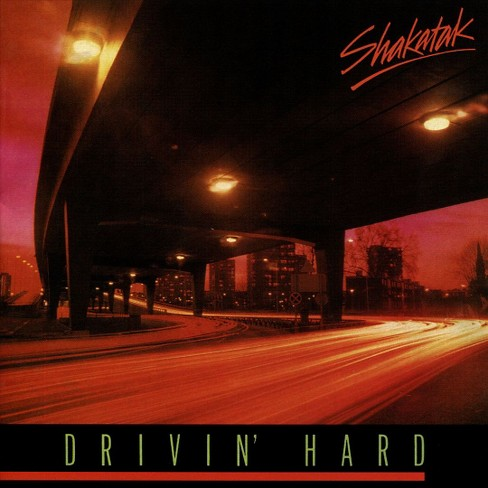 Shakatak - Drivin hard (CD) - image 1 of 1
