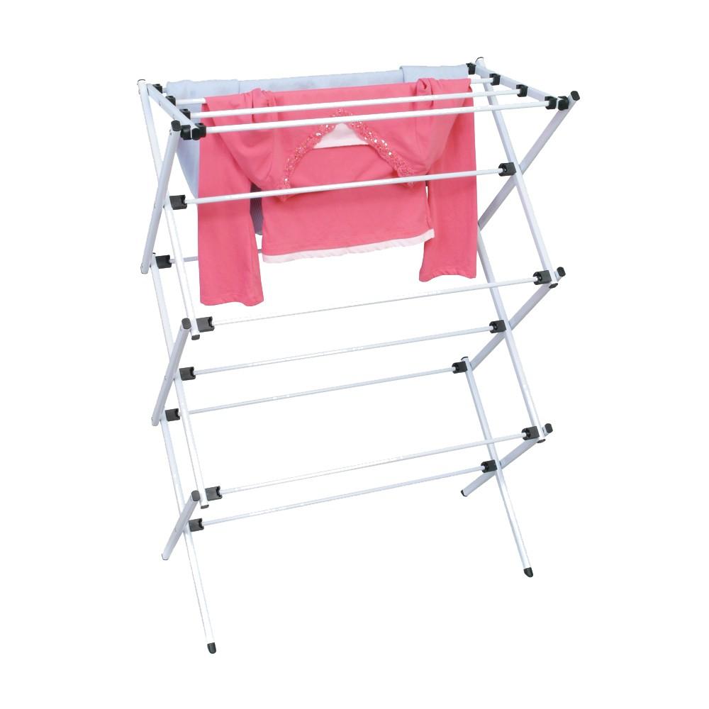 Heavy-Duty Metal Drying Rack - Room Essentials, None - Dnu