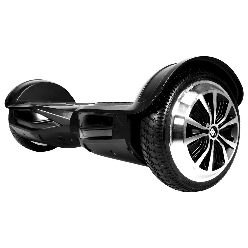 Swagtron Swagboard Elite Hoverboard - Black