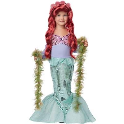 California Costumes Little Mermaid Toddler Costume