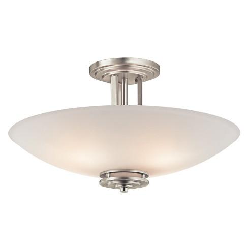Kichler 3677 Hendrik 4 Light Semi-Flush Indoor Ceiling Fixture - image 1 of 1
