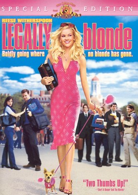 Legally Blonde (Special Edition)(dvd_video)