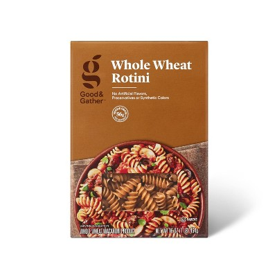 Whole Wheat Rotini - 16oz - Good & Gather™