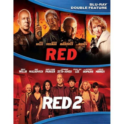 Red / Red 2 (Blu-ray) - image 1 of 1