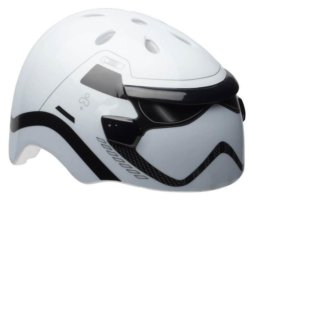 Star Wars Stormtrooper Child Bike Helmet, Multi-Colored
