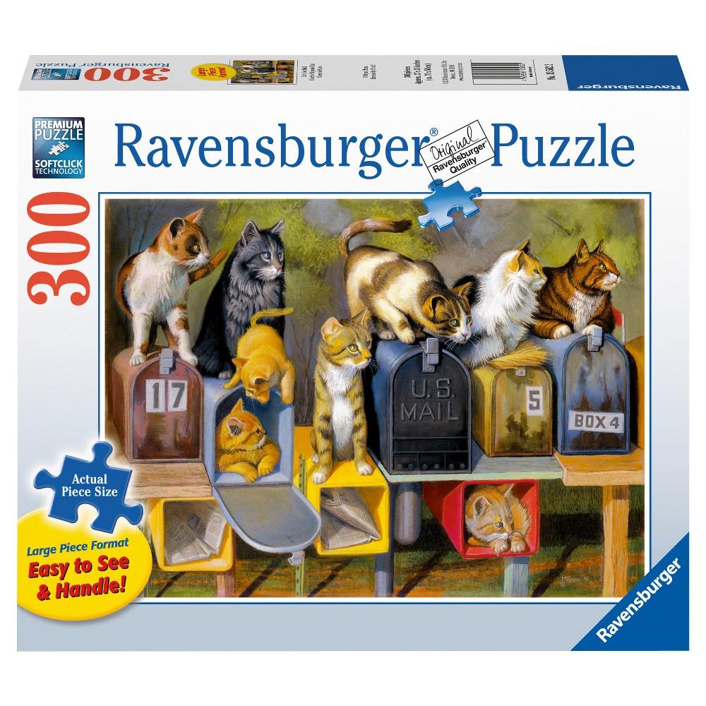 Cat's Got Mail 300pc Puzzle