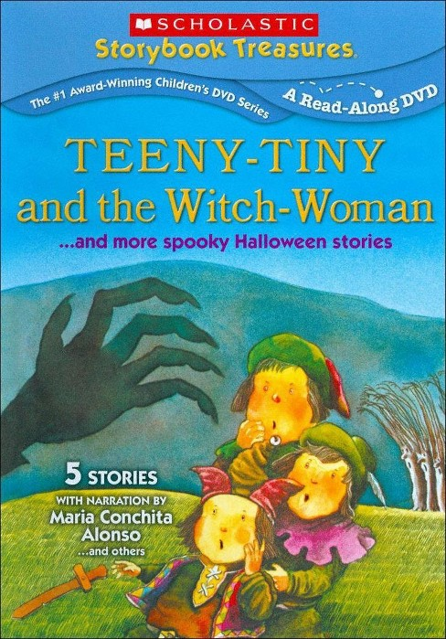 Teeny tiny and the witch woman and mo (DVD) - image 1 of 1