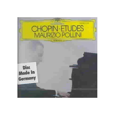 Chopin &  Dave  Tamara Burnham; Underwood Conductor]; Mercer - Chopin: Etudes 1-12 (CD) - image 1 of 1