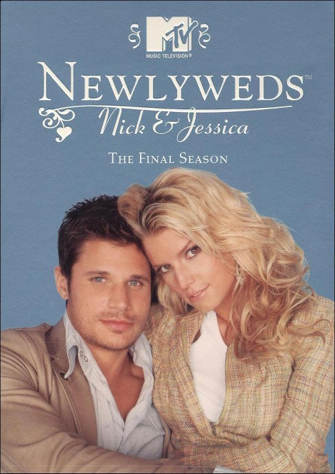 Newlyweds:Nick & Jessica - The Final (DVD) - image 1 of 1