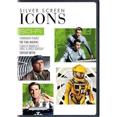 Silver Screen Icons: Sci-Fi (DVD)(2017)