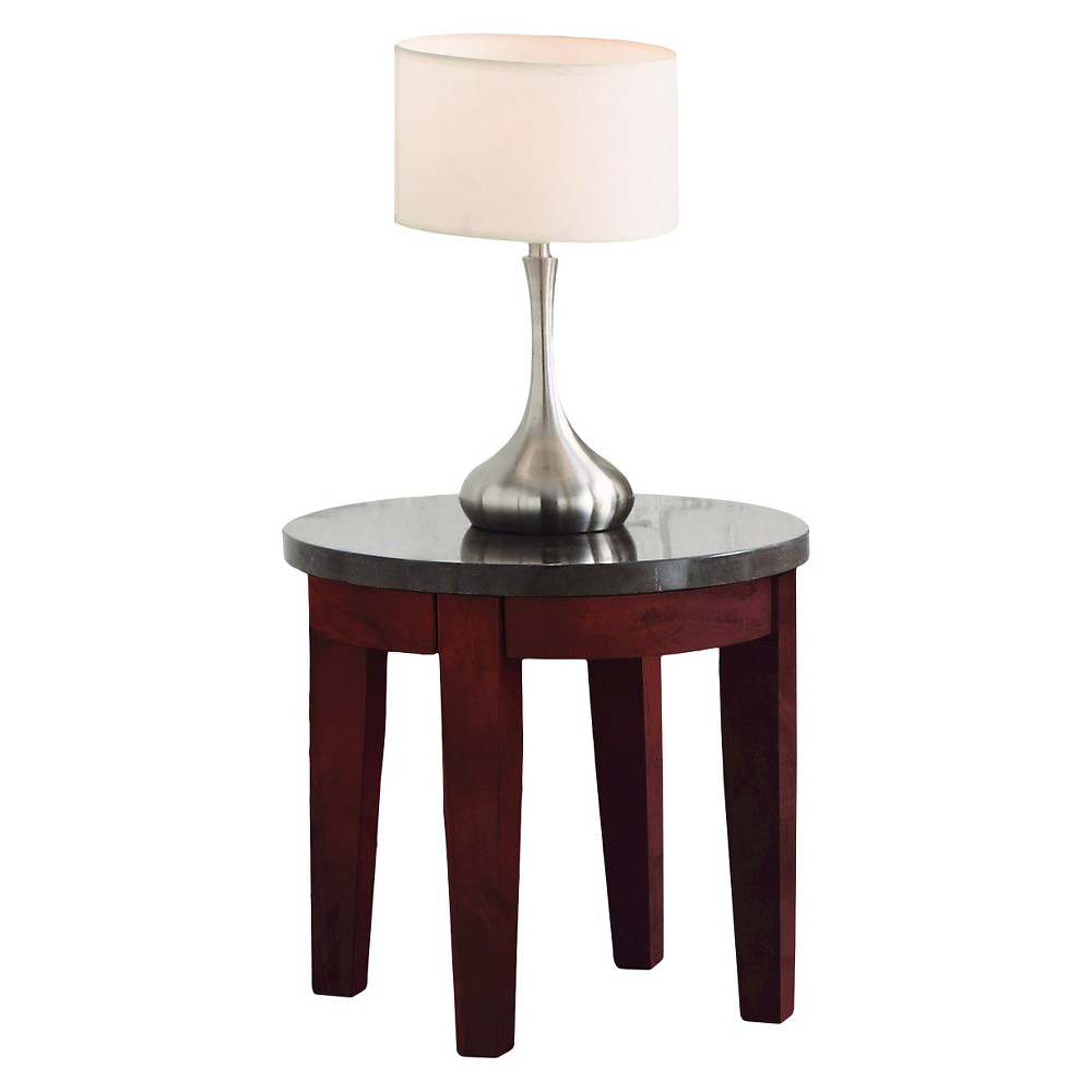 End Table Walnut - Acme, Accent Tables