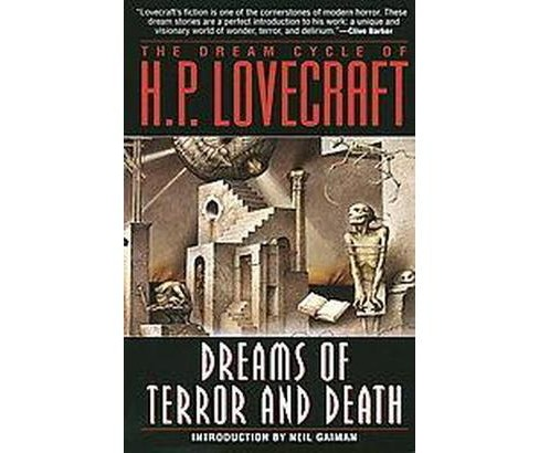 Dream Cycle of H.P. Lovecraft : Dreams of Terror and Death (Paperback) (H. P. Lovecraft) - image 1 of 1