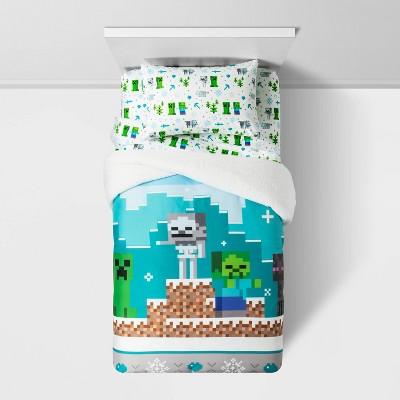 Minecraft Bedding Collection