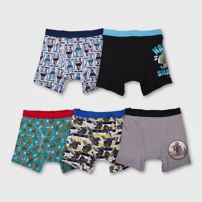 Boys' Star Wars LEGO 5pk Underwear