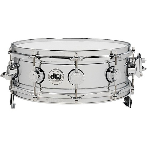DW Collector's Series True-Sonic Snare Drum 14 x 5 in. Chrome Hardware - image 1 of 1