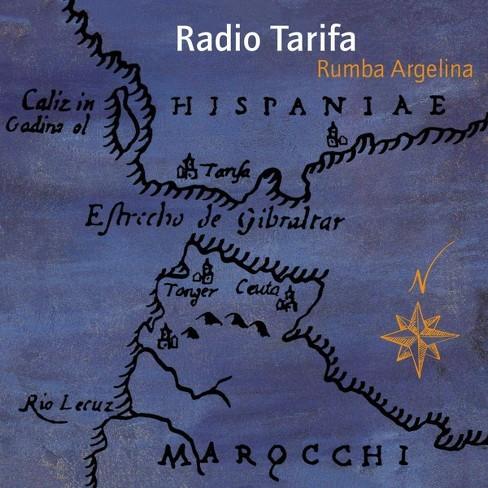 Radio Tarifa Rumba Argelina Cd Cd Target