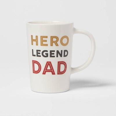 16oz Stoneware Hero Legend Dad Mug - Room Essentials™