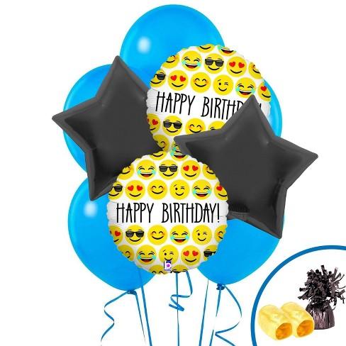 Emoji Balloon Kit Target