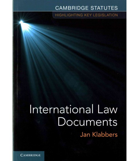 International Law Documents (Paperback) - image 1 of 1