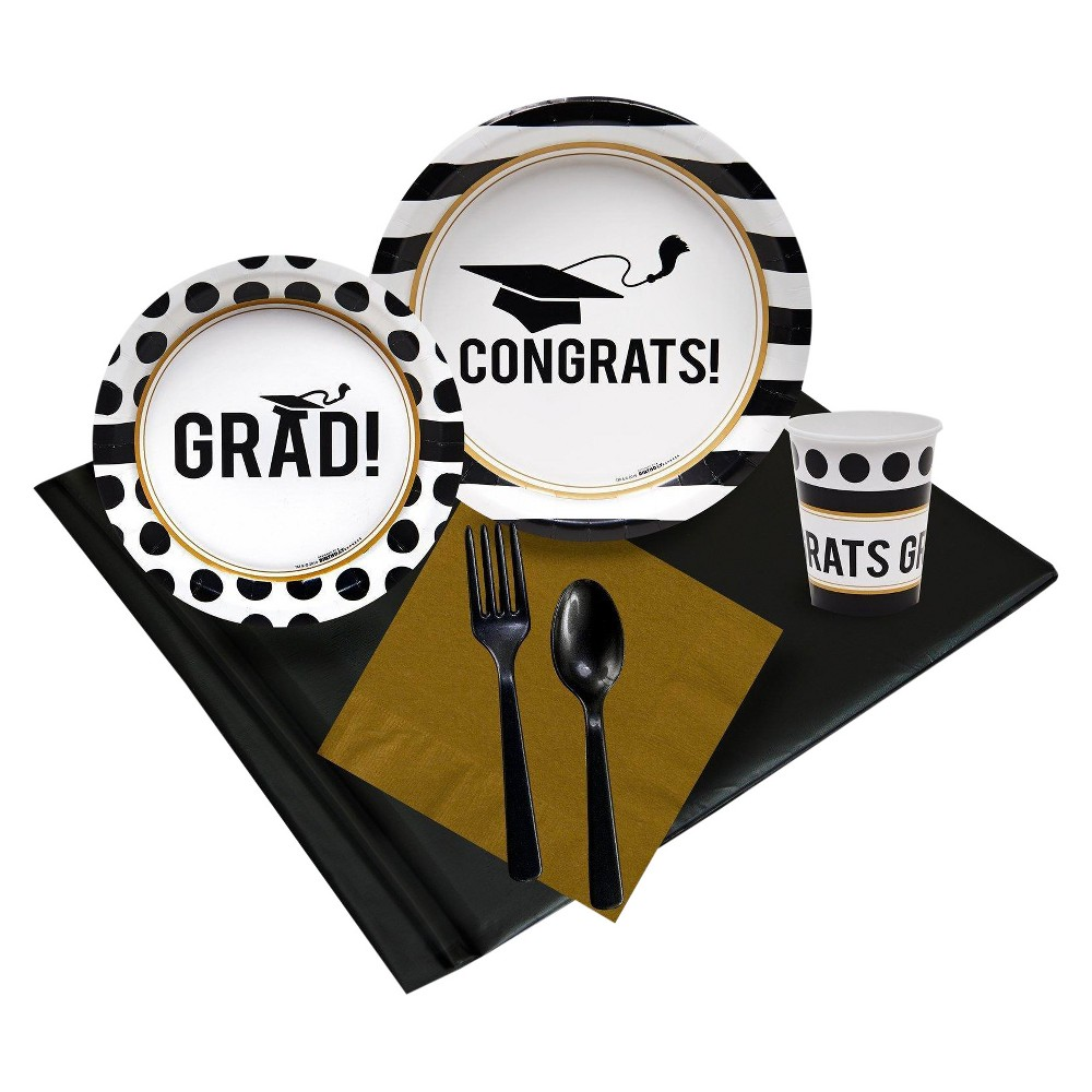 Image of 16 ct Graduation Party Pack