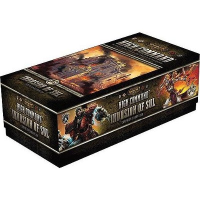 Invasion of Sul Expansion Board Game