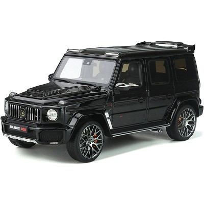 Mercedes Benz Brabus 700 Widester Black Pearl 1/18 Model Car by GT Spirit for Kyosho