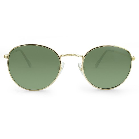 c502812059ac4 Men s Round Sunglasses - Goodfellow   Co™   Target