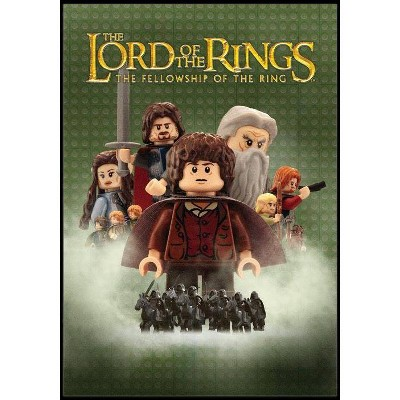 The Lord Of The Rings: The Fellowship Of The Ring (DVD)(2002)