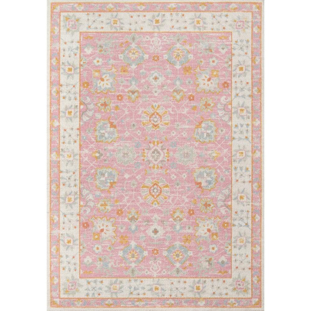3 39 3 34 X5 39 Anatolia Riylnn Area Rug Pink Momeni