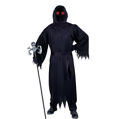 Adult Fade In/Out Unknown Phantom Halloween Costume One Size