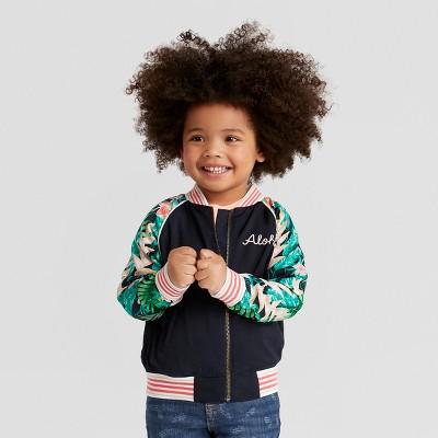 0085b7723 Genuine Kids® from OshKosh Toddler Girls Bomber Jacket – 2T – Target ...